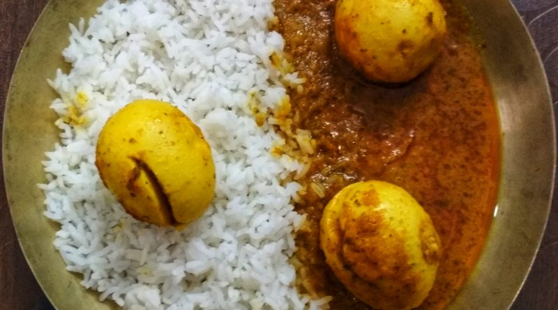 How To Make Egg Curry At Home