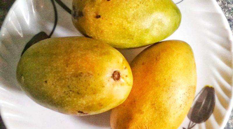 mangoes health benefits