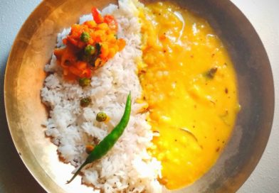 Dal Chawal , dal chawal recipe